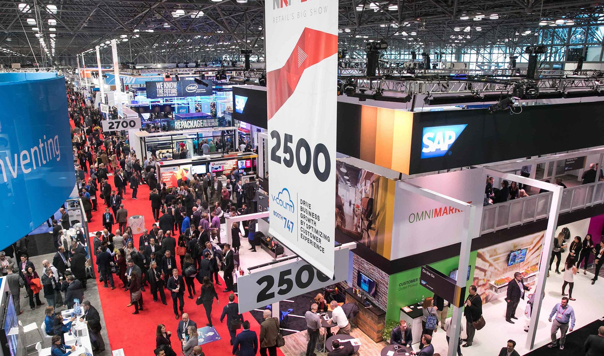 The top 5 unmissable retail insights from NRF 2019
