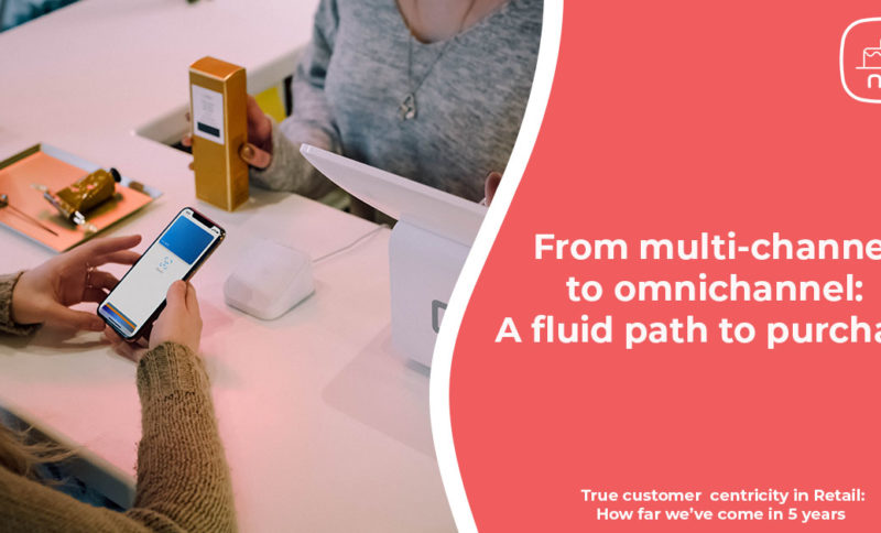 Part 2: From multi-channel to omnichannel –  A fluid path to purchase