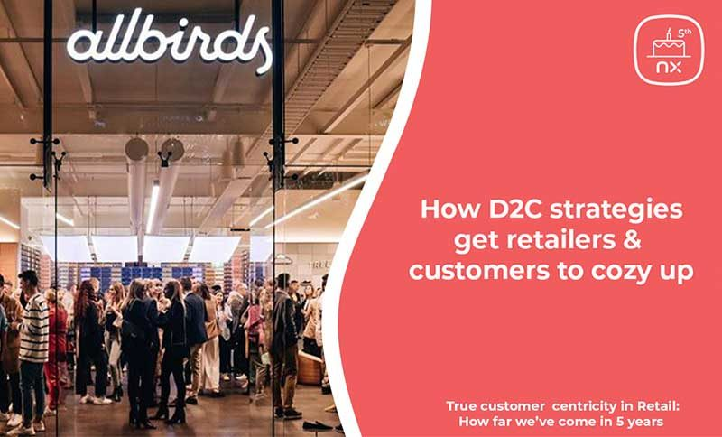 Part 1: How D2C strategies get retailers and customers to cozy up