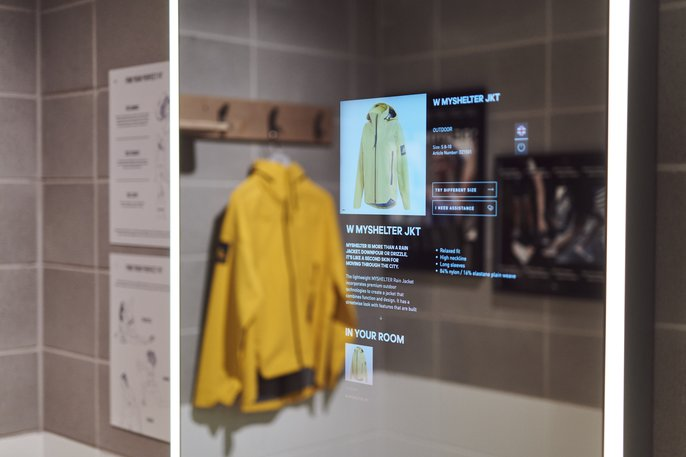 New Adidas flagship store in London has over 100 digital touchpoints