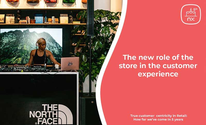 Part 3: The new role of the store in the customer experience