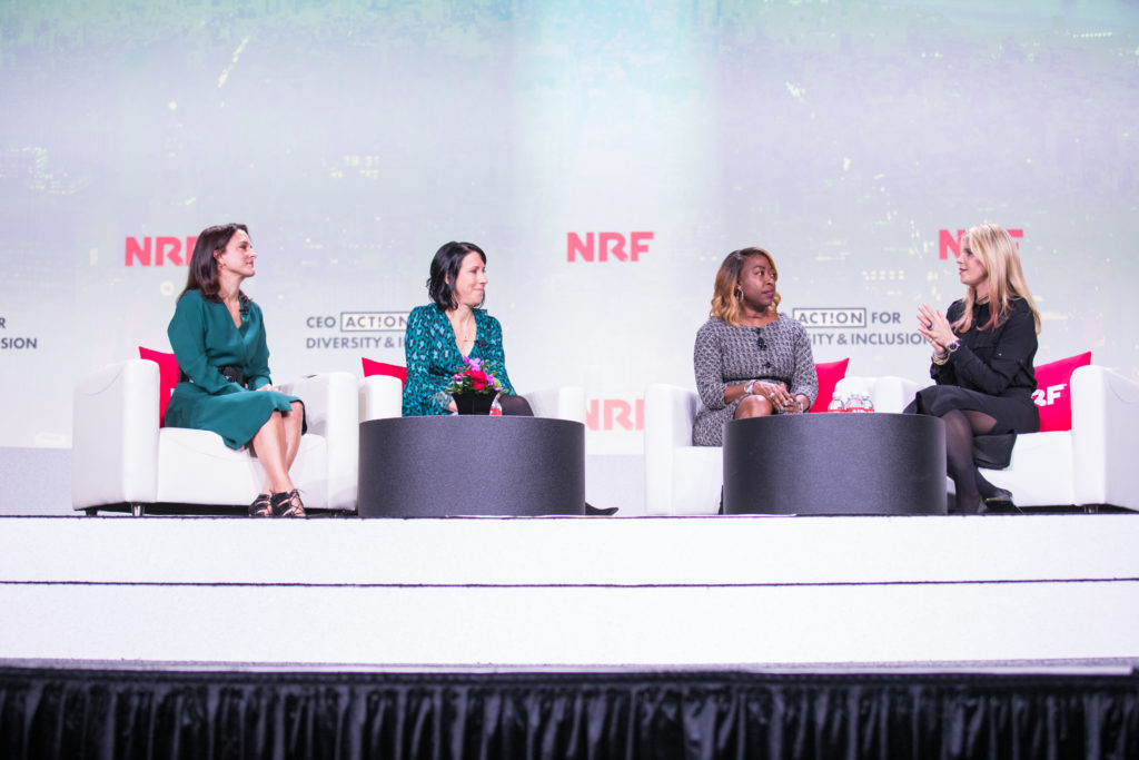 Diversity panel NRF 2020 Vision