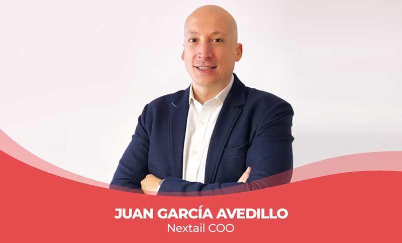 Juan Garcia Avedillo Nextail COO photo