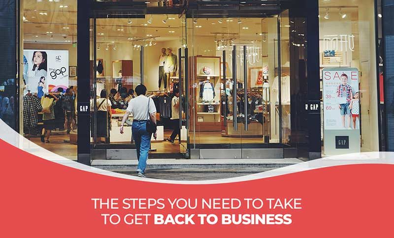 Fashion merchandising action plan to restart post COVID-19