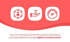 Digital transformation post COVID19 2