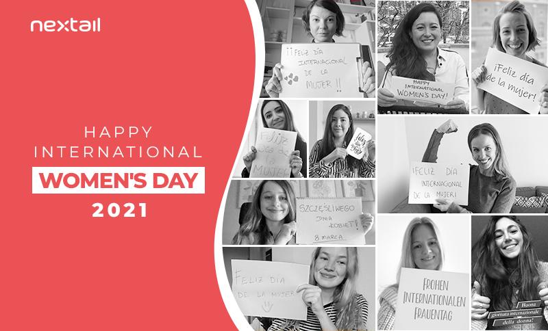 Nextail celebrates International Women's Day 2021