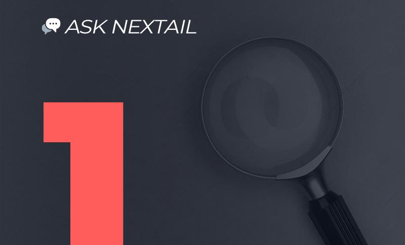 Nextail FAQ series bottom-up approach
