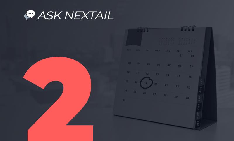 Nextail FAQ series promotions