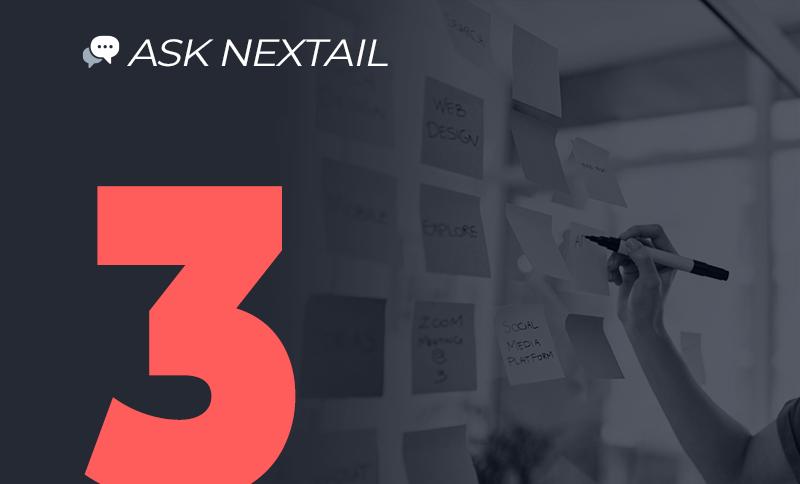 Nextail FAQ series Internal vs external solutions