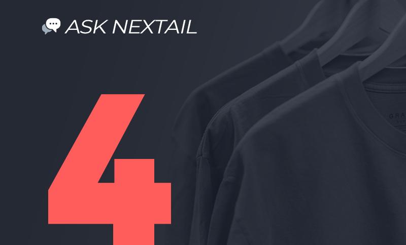 Nextail FAQ series identical products